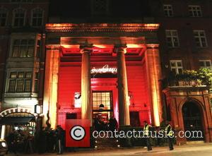 View - The Unicef UK Halloween Ball at One Mayfair at One Mayfair, 13 North Audley Street - London, United...