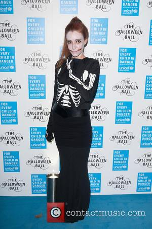 Kate Rothschild - Shots from the worlds leading organisation for children UNICEF's Halloween Ball which was held at One Mayfair,...