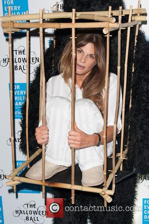 Jemima Khan - Shots from the worlds leading organisation for children UNICEF's Halloween Ball which was held at One Mayfair,...