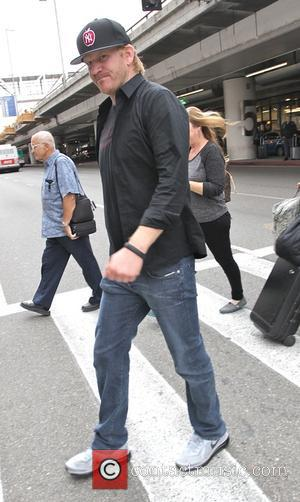 Dash Mihok - Celebrities at LAX airport in Los Angeles - Hollywood, California, United States - Friday 31st October 2014
