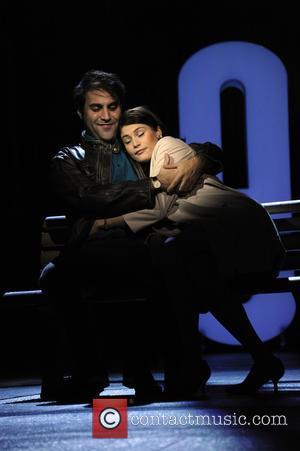Gemma Arterton and Adrian Der Gregorian