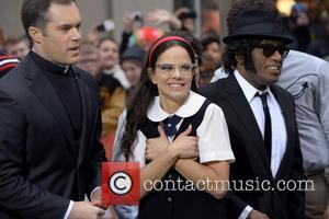 Natalie Morales and Al Roker