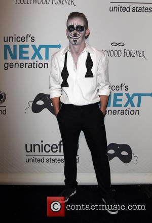 Eric Ladin - UNICEF's Next Generation's 2nd Annual UNICEF Masquerade Ball at The Masonic Lodge at Hollywood Forever - Hollywood,...