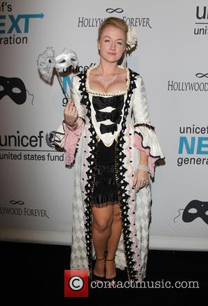 Laura Linda Bradley - UNICEF's Next Generation's 2nd Annual UNICEF Masquerade Ball at The Masonic Lodge at Hollywood Forever -...