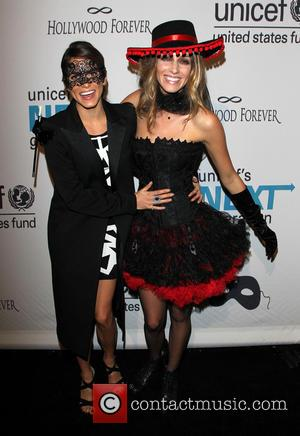 Nikki Reed and Dawn Olivieri - UNICEF's Next Generation's 2nd Annual UNICEF Masquerade Ball at The Masonic Lodge at Hollywood...