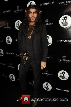 Adam Lambert - Adam Lambert's 2nd Annual Halloween Bash presented by business entrepreneurs John Terzian and Brian Toll at Bootsy...