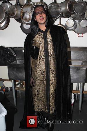 Markus Molinari - Adam Lambert's 2nd Annual Halloween Bash presented by business entrepreneurs John Terzian and Brian Toll - Inside...