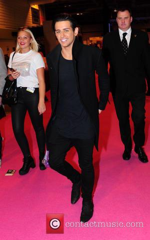 Ollie Locke - Clothe Show Live - Day 5 at National Exhibition Centre - Birmingham, United Kingdom - Friday 31st...