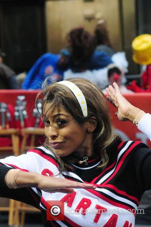 Tamron Hall - NBC's 'Today' show annual Halloween Boo-Nanza show - New York City, New York, United States - Friday...