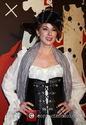 Diane Neal - Heidi Klum's 15th Annual Halloween Party at TAO Downtown - New York, New York, United States -...