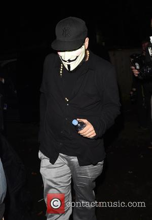 Guest - Jonathan Ross' Halloween party - Arrivals - London, United Kingdom - Friday 31st October 2014