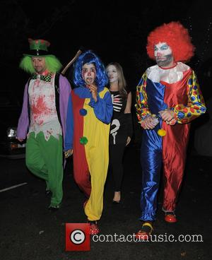 David Mitchell, Victoria Coren Mitchell, Konnie Huq and Charlie Brooker