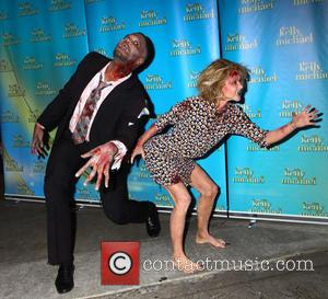 Kelly Ripa and Michael Strahan - Kelly Ripa and Michael Strahan honored two hit shows, Game of Thrones and Walking...