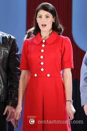 Gemma Arterton - Gemma Arterton stars in the new musical 'Made In Dagenham' at the Adelphi Theatre, The Strand, London...