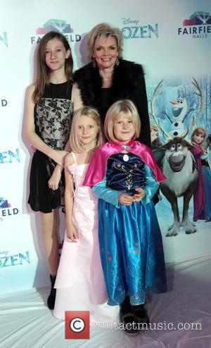 Sharon Small - 'Frozen' sing-a-long at Fairfield Halls, Croydon at Fairfield Halls, Croydon - London, United Kingdom - Saturday 1st...