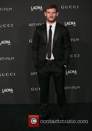 Alex Pettyfer - Celebrities attend 2014 LACMA Art + Film Gala honoring Barbara Kruger and Quentin Tarantino presented by Gucci...