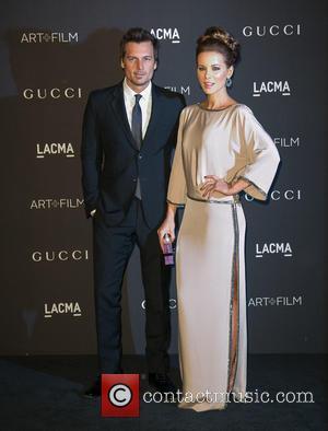 Len Wiseman and Kate Beckinsale