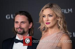 Matthew Bellamy and Kate Hudson - Celebrities attend 2014 LACMA Art + Film Gala honoring Barbara Kruger and Quentin Tarantino...