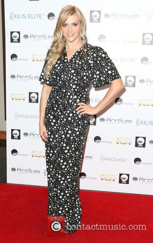 Anna Williamson - Stephen Handisides 'My Face My Body' Awards at The Royal Garden Hotel - Arrivals at Kensington -...