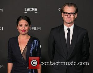 Quentin Tarantino, Sylvia Chivaratanond and Philippe Vergne