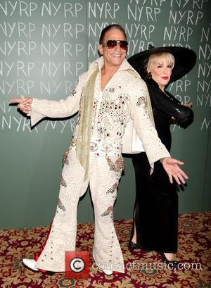 Tony Danza and Bette Midler - The 2014 New York Restoration Project's Hulaween held at the Waldorf Astoria Hotel -...