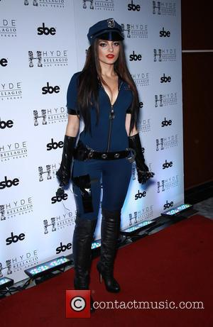 Bebe Rexha - Bebe Rexha Hosts 'Hyde In The Dark Halloween' at Hyde Bellagio at Hyde Bellagio - Las Vegas,...