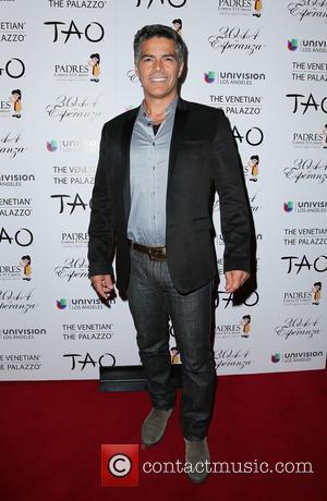 Esai Morales - 14th annual El Sueno de Esperanza celebration - Arrivals at TAO Beach - Las Vegas, Nevada, United...
