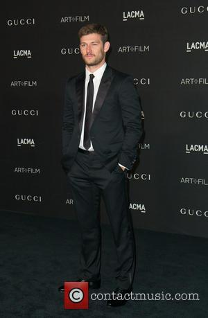 Alex Pettyfer - A variety of celebrities were photographed as they arrived at the 2014 LACMA Art+Film Gala which honored...