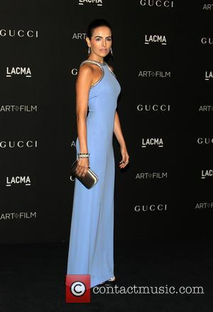 Camilla Belle - A variety of celebrities were photographed as they arrived at the 2014 LACMA Art+Film Gala which honored...