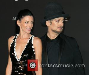 Liberty Ross and Boy George