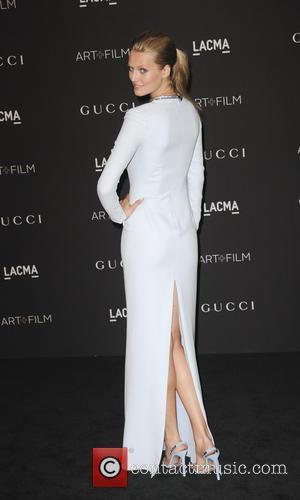 Toni Garn - 2014 LACMA Art+Film Gala honoring Barbara Kruger and Quentin Tarantino presented by Gucci - Arrivals - Los...