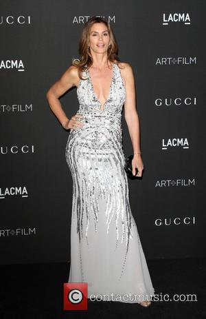 Cindy Crawford - A variety of celebrities were photographed as they arrived at the 2014 LACMA Art+Film Gala which honored...