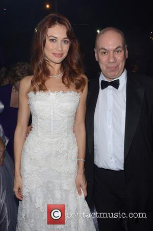 Olga Kurylenko and John Taylor - Shots from the second annual Russian Ball which was held at Old Billingsgate Hall...