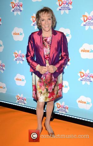Esther Rantzen - UK TV Premiere of Nickolodeon's 'Dora and Friends: into the City!' held at the Empire Cinema, Leicester...