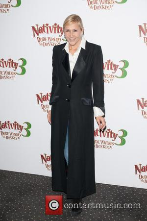 Tania Bryer - Nativity 3: Dude, Where's My Donkey? - UK film premiere held at the Vue West End. -...
