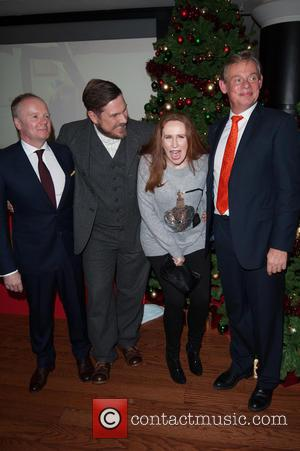 Catherine Tate, Martin Clunes, Marc Wootton and Jason Watkins - Nativity 3: Dude, Where's My Donkey? - UK film premiere...