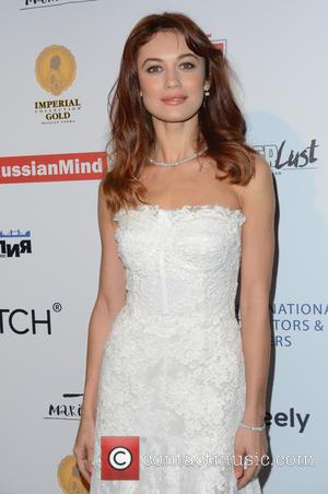 Olga Kurylenko - Shots from the second annual Russian Ball which was held at Old Billingsgate Hall in London, United...