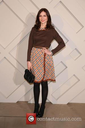 Sophie Ellis Bextor - Launch of the 2014 Burberry Festive Campaign starring Romeo Beckham - London, United Kingdom - Monday...
