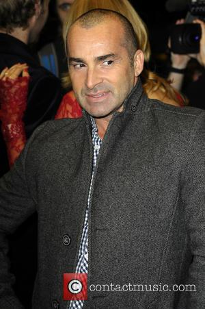 Louie Spence - 'Stars from the 2014 season of 'Strictly Come Dancing' attended the Dance 'til Dawn' press night which...