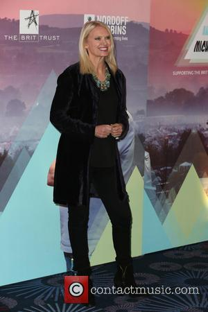 Anneka Rice - Celebrities attend the Music Industry Trust Awards in aid of charities Nordoff Robbins and the BRIT Trust...