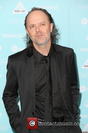 Lars Ulrich Performs With Royal Blood