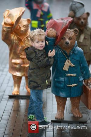 Jack - Paddington Trail Photocall