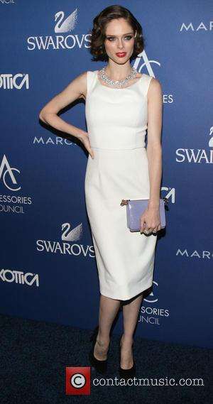 Coco Rocha - Photo's of a variety of celebs as they arrive at the Accessories Council Toasts 20th Anniversary 2014...