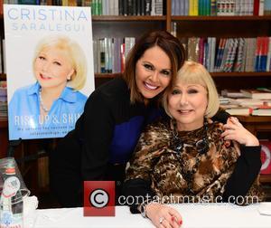 Maria Elena Salinas and Cristina Saralegui
