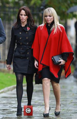 Andrea Mclean and Kate Thornton
