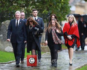 Jane Mcdonald, Andrea Mclean and Kate Thornton