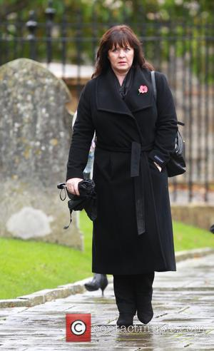 Lynda Bellingham Laid To Rest