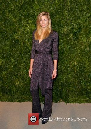 Jessica Hart - Photographs of a variety of stars as they arrived at the 11th annual CFDA/Vogue Fashion Fund Awards...
