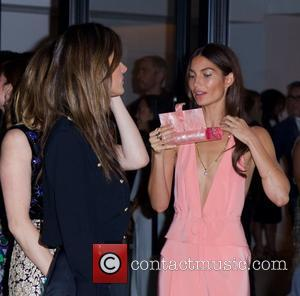Lily Aldridge - Photographs of a variety of stars as they arrived at the 11th annual CFDA/Vogue Fashion Fund Awards...