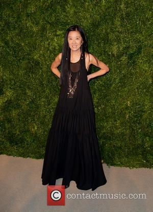 Vera Wang - Photographs of a variety of stars as they arrived at the 11th annual CFDA/Vogue Fashion Fund Awards...